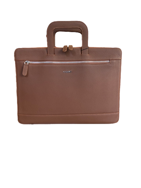 1956 Brown Business Bag for Laptop & Documents