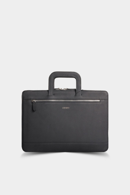 1956 Black Business Bag for Laptop & Documents