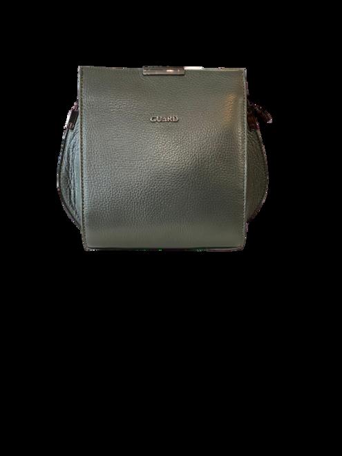 614 Khaki Leather Bag