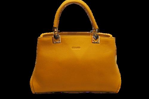 600 Mustard Fav Handbag