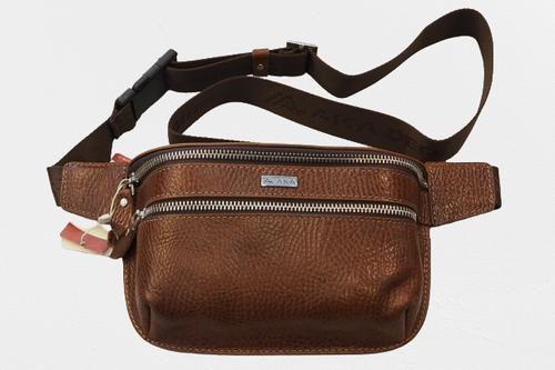 114 Leather Belt Bag