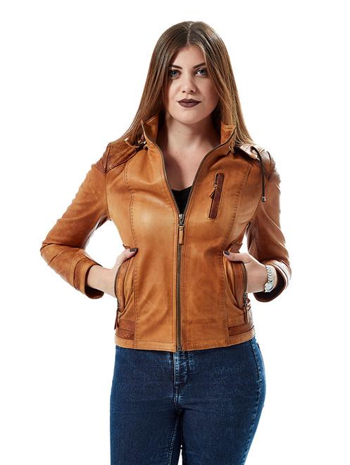 Women's Hoody Yellow Jacket Ho
