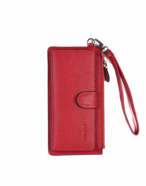451 Women's Red Wallet