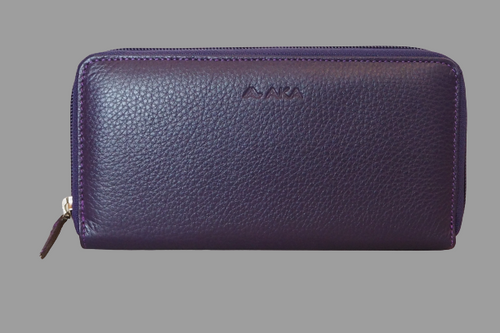446 Women's Purple Wallet