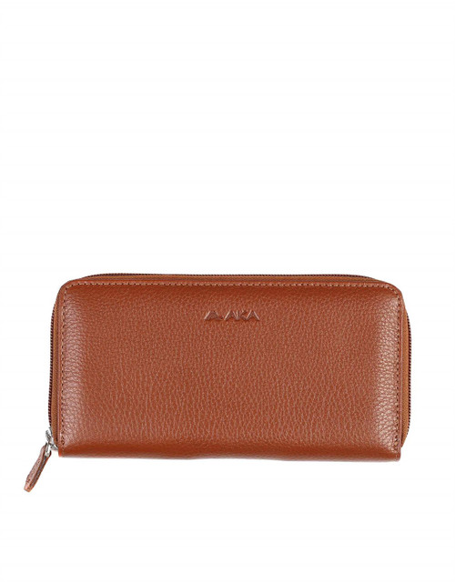 446 Women's Brown Wallet
