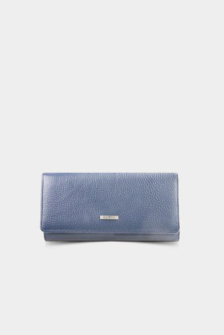 2215 Women's Blue Wallet