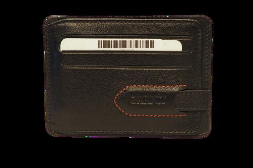 Black Wallet & Card holder