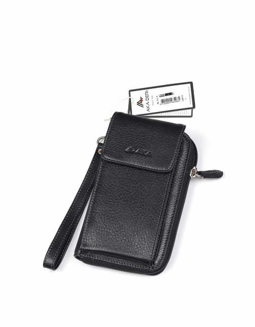 850 Wallet with a Front Pocket