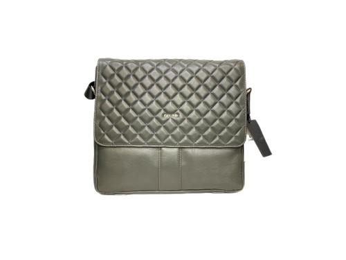 1749 Dark Green Lambskin Handbag