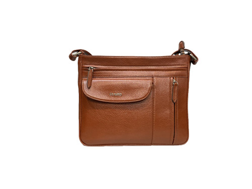 583 Women's Brown Leather Bag