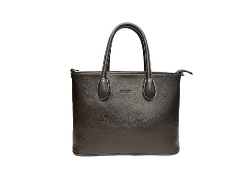 566 Women's Brown Leather Bag