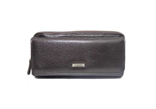 1263 Women's Dark Brown leather wallet