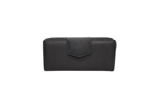 2214 Women's Navy leather wallet
