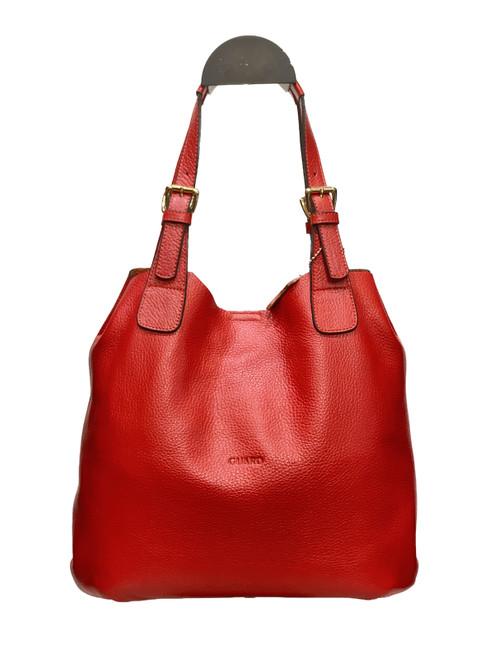 512 Red Tote Bag