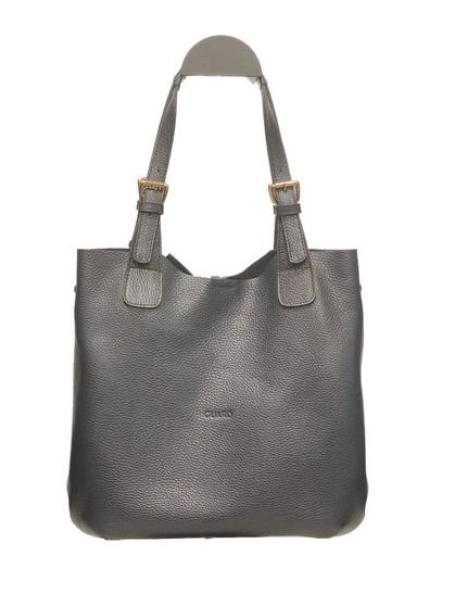 512 Black Tote Bag