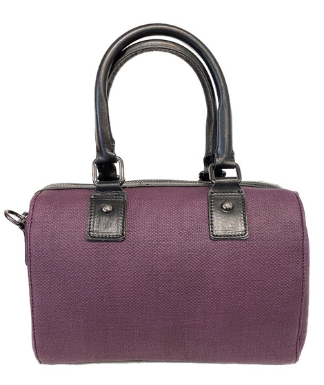 10015 Cylinder Handbag Leather Handle