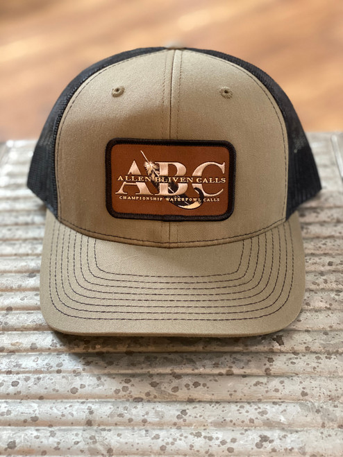 ABC Patch Hat - Loden/Black