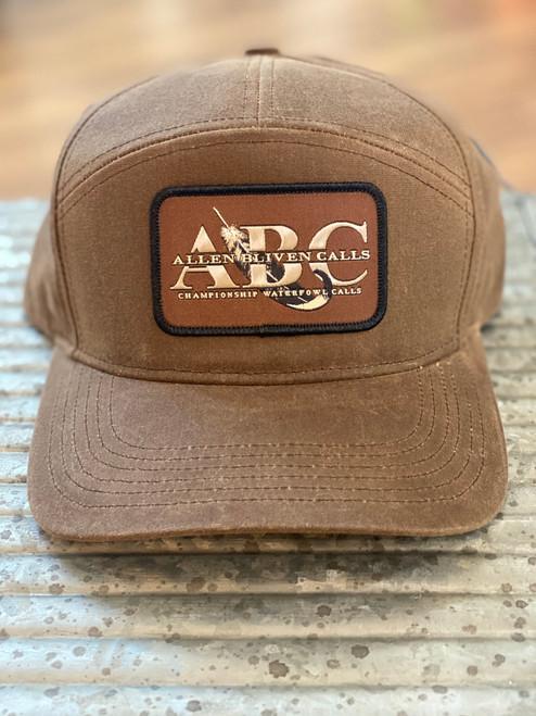 ABC 7-Panel Patch Hat