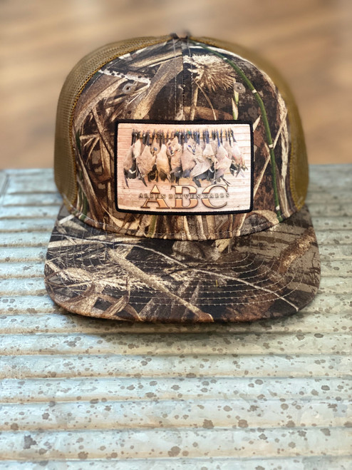 ABC Geese Patch Hat - Max 5