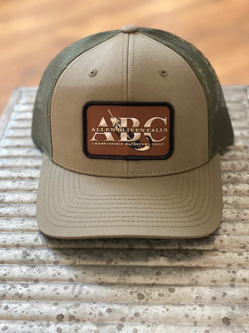 ABC Patch Hat - Loden/Moss Green