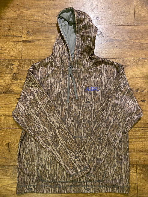 ABC Blue Call Mossy Oak Bottomlands Hoodie