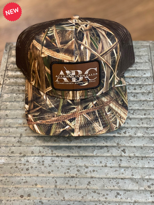 ABC Patch Hat - Mossy Oak Shadow Grass Blades