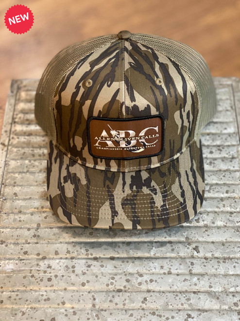 ABC Patch Hat - Mossy Oak Bottomland