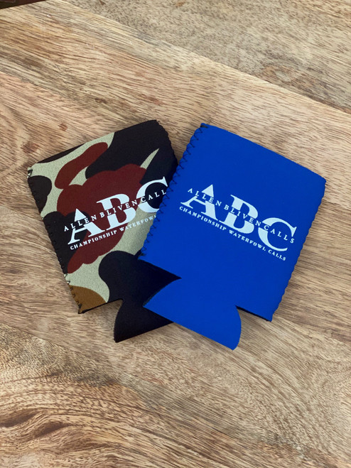 ABC Can Koozie