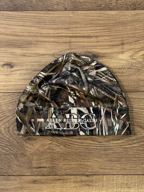 ABC Embroidered Logo Beanie - Max 5