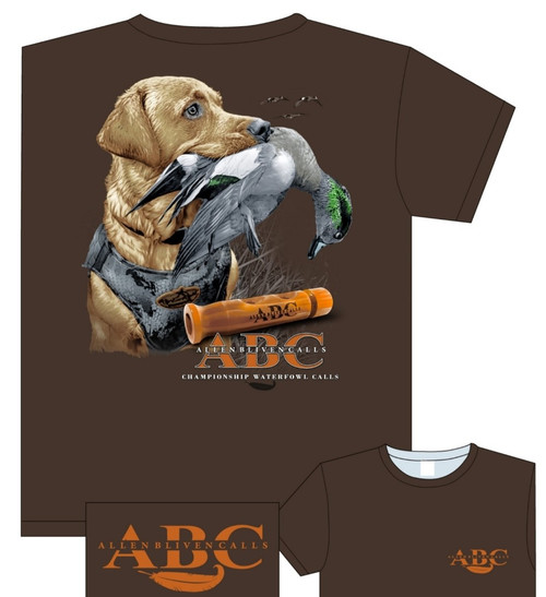 ABC Coach Hoodie - Dark Brown