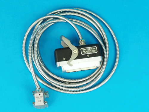 Cable with Armor Jacket, 5 meter, for 64 element probes