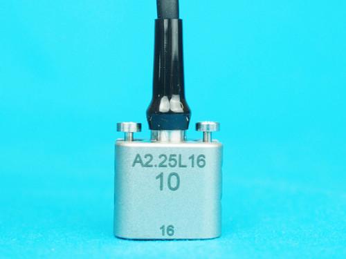 A-2.25L16-10, PAUT Probe, 5 MHz, 16 elements, Type 10 housing