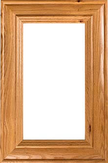 Delaware Glass Ready Cabinet Door