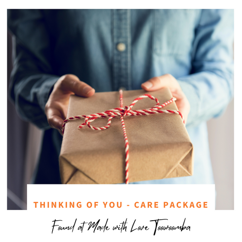 Create personalised care packages