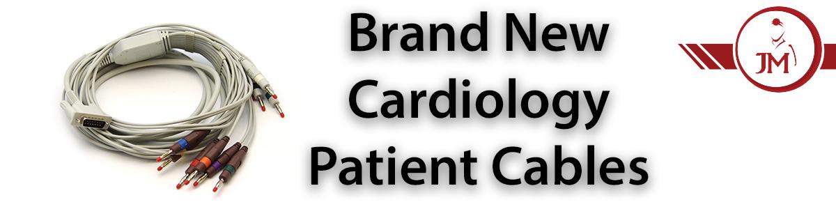 Jaken Medical New Patient Cables
