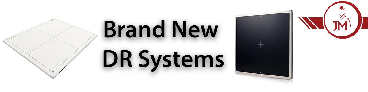 Jaken Medical New DR Systems