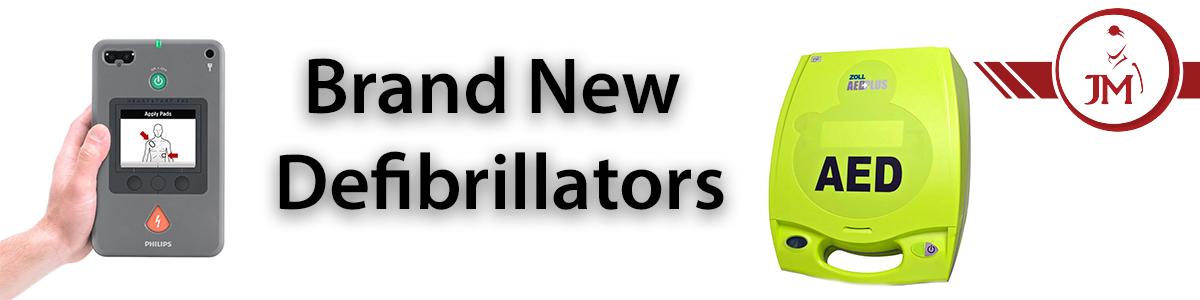 Jaken Medical New Defibrillators