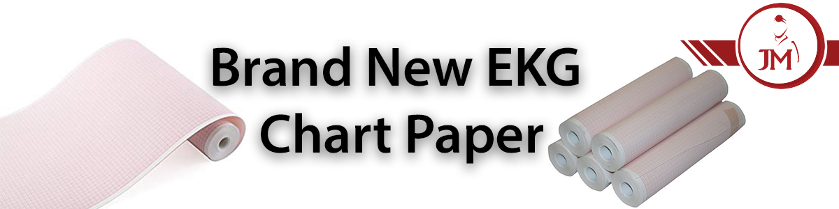 Jaken Medical New EKG Chart Paper