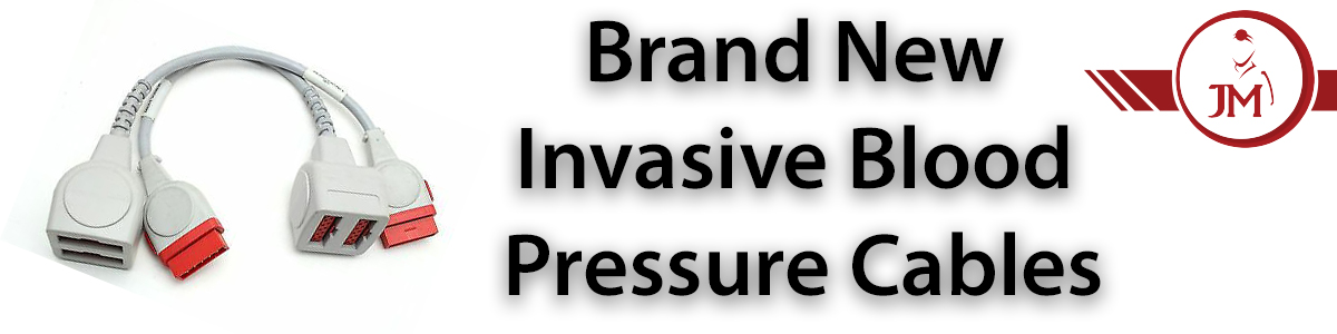 Jaken Medical New Invasive Blood Pressure Cables