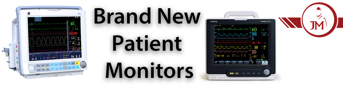 Jaken Medical New Patient Monitors