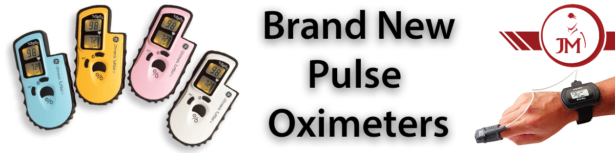 Jaken Medical New Pulse Oximeters