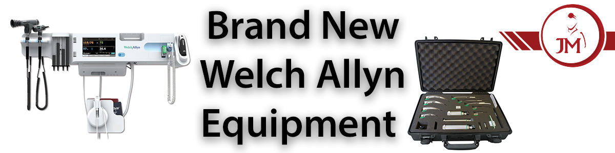 Jaken Medical New Welch Allyn Equipment