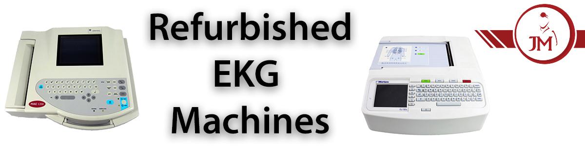 Jaken Medical Refurbished EKG Machines