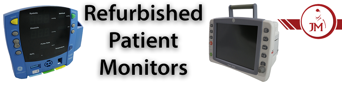 Jaken Medical Refurbished Patient Monitors