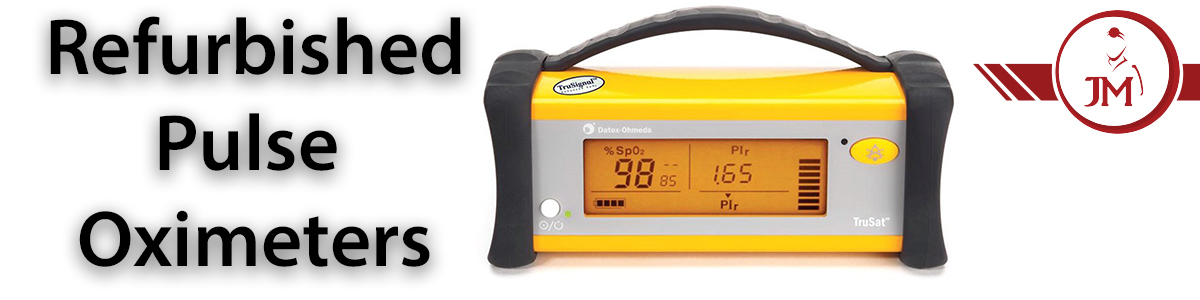 Jaken Medical Refurbished Pulse Oximeters