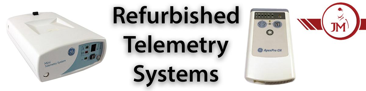 Jaken Medical Refurbished Telemetry Systems