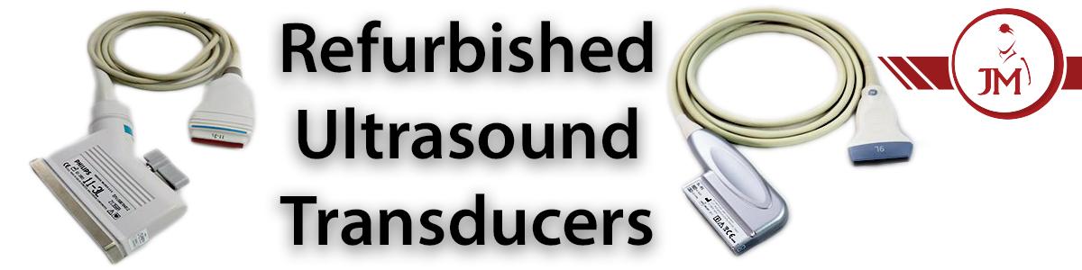 Jaken Medical Refurbished Ultrasound Transducers