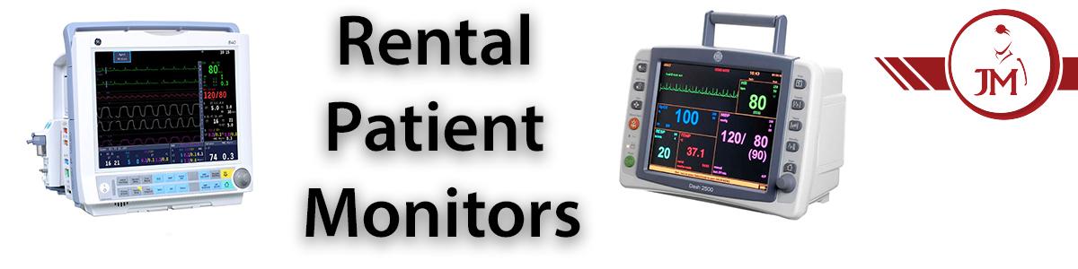 Jaken Medical Rental Patient Monitors