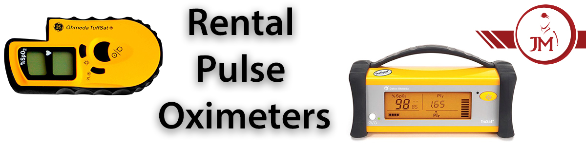 Jaken Medical Rental Pulse Oximeters