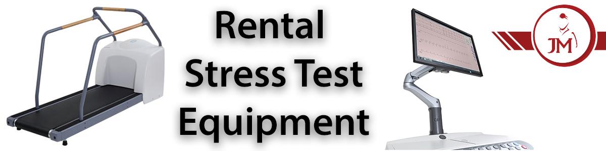 Jaken Medical Rental Stress Test Equipment